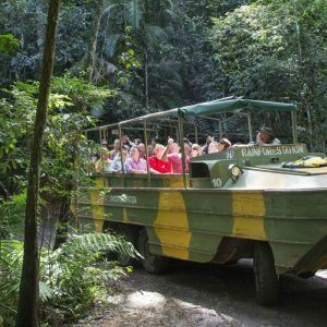 Great Barrier Reef and Ultimate Kuranda