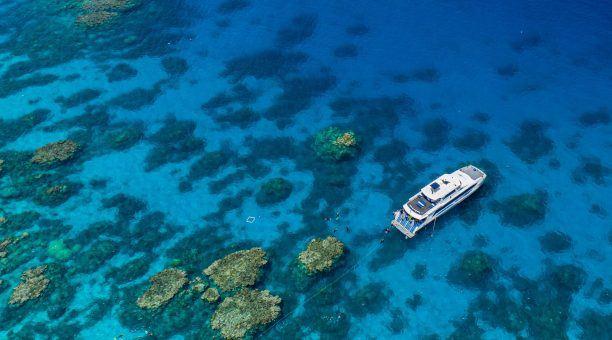 Cairns Great Barrier Reef Tour